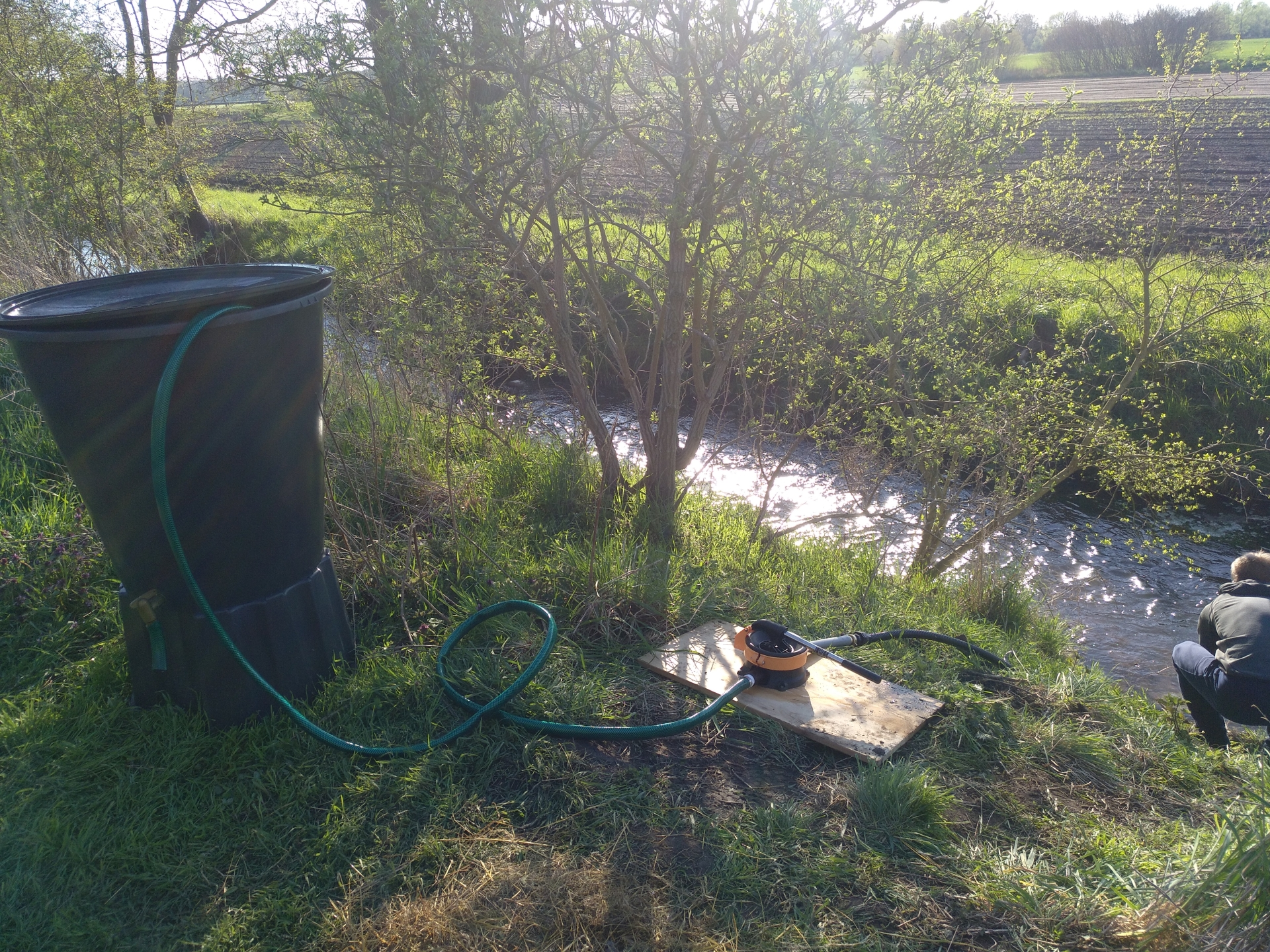 Irrigationssystem
